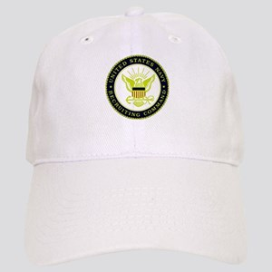 US Navy Recruiting Command Cap