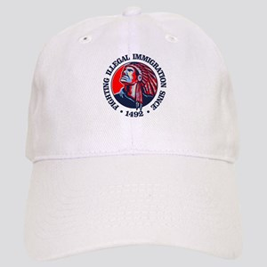 Native American (Illegal Immigration) Baseball Cap