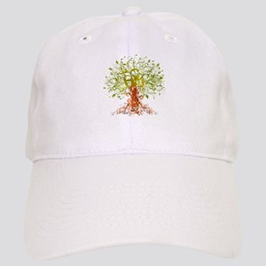 abstract tree Cap