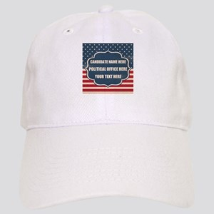 Personalized USA President Cap