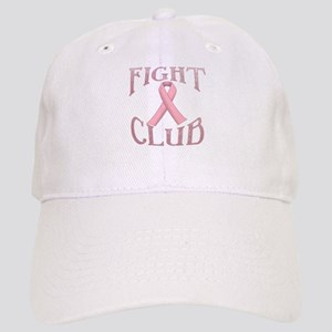 Fight Club with Pink Ribbon Cap