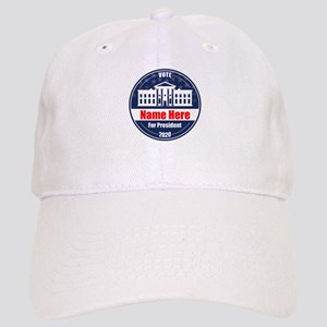 Vote for President 2020 Personalized Cap
