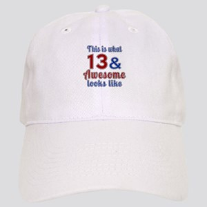 13 Awesome Birthday Designs Cap
