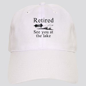 Retired See You At The Lake Cap