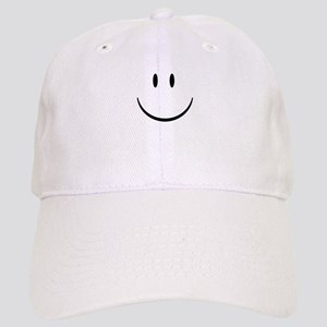Smiley Face Cap