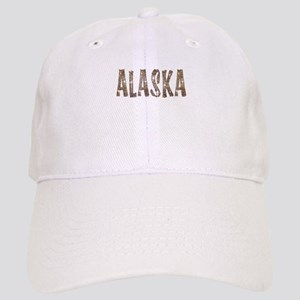 Alaska Coffee and Stars Baseball Cap