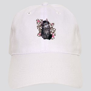 Cute Kitten Kitty Cat Lover Cap