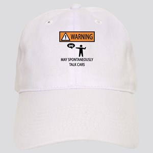 Car Talk Warning Cap