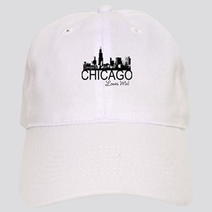Someone in Chicago Loves Me S Cap