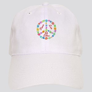 Peace Love Libra Cap