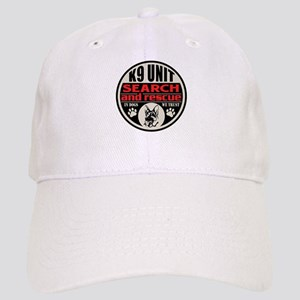K9 Unit Search and Rescue Cap