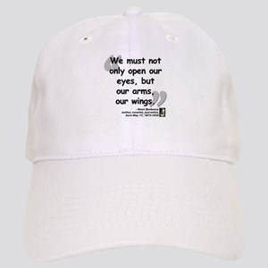 Barbusse Wings Quote Cap