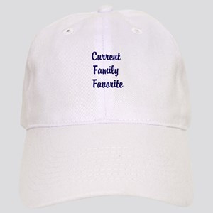 Current Family Favorite Funny Cap
