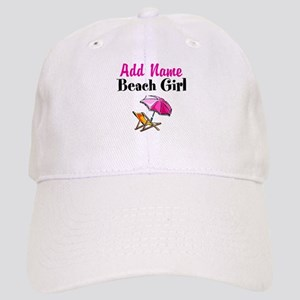 BEACH GIRL Cap