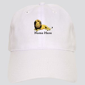 Personalized Lion Cap