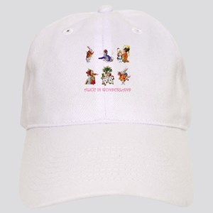 Alice & Friends in Wonderland Cap