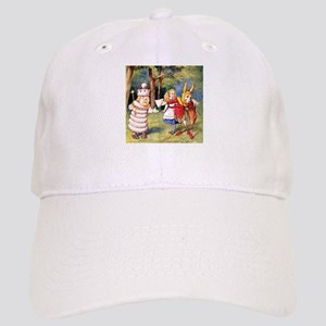 White King and March Hare Cap