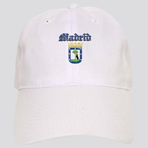 Madrid City designs Cap