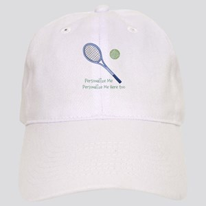 Personalized Tennis Cap