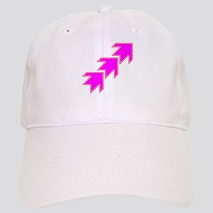Pink Arrows Baseball Cap