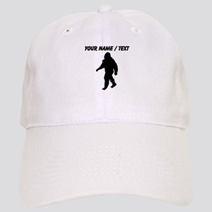 Custom Bigfoot Silhouette Baseball Cap