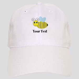 Personalizable Honey Bee Baseball Cap