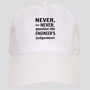 Never but never engineer Baseball Cap