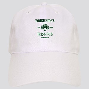 Personalized Irish Pub Baseball Cap