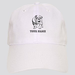 Bulldog (Custom) Baseball Cap