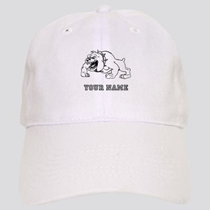 Mean Bulldog (Custom) Baseball Cap