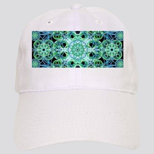 Ethereal Growth Mandala Cap