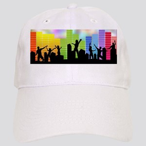 Colorful Musical Theme Cap