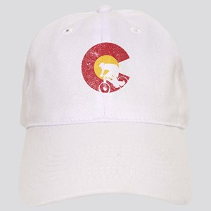 Mountain Bike Colorado Cap