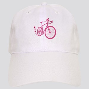 Bike Love Baseball Cap