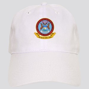 Michigan Seal Cap