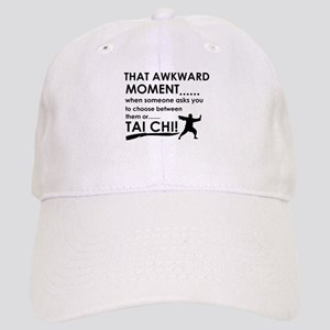 Cool Tai Chi designs Cap