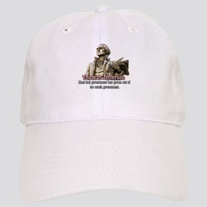 Thomas Jefferson founding father Cap