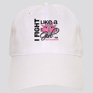 Licensed Fight Like a Girl 13.5 Cap