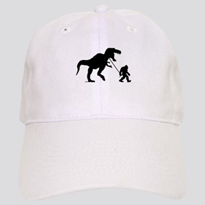Gone Squatchin with T-rex Cap