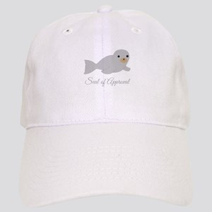 Seal Of Approval Baseball Cap