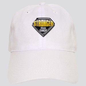 Stronger than cancer Cap