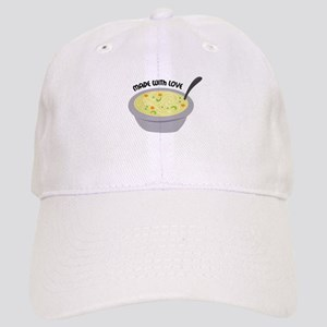 Made With Love Baseball Cap