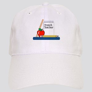 French Teacher (Notebook) Cap