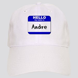 hello my name is andre Cap