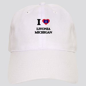 I love Livonia Michigan Cap