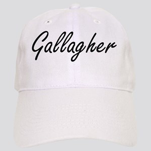 Gallagher surname artistic design Cap