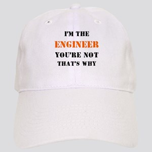 i'm the engineer Cap