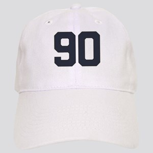 90 90th Birthday 90 Years Old Cap