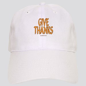 Give Thanks Cap