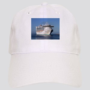 Golden Princess cruise ship Cap